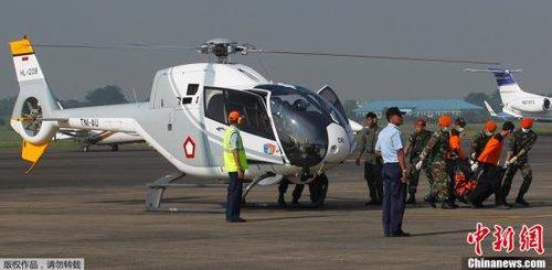 印尼俄制失事客机黑匣子寻获 查明原因需一年