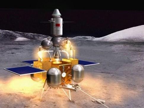 嫦娥三号将于年底发射 首次在地外天体软着陆