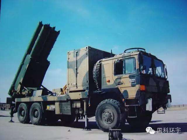 """中国""""卫士""""系列火箭炮详解"""