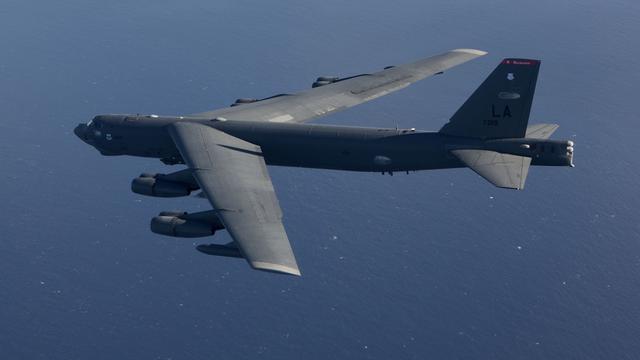 美军这款轰炸机已服役数十年 如今要装激光武器