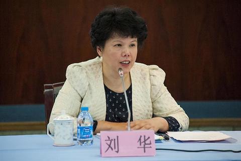 上海法制办主任刘华履新江苏检察院女掌门图片