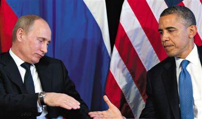 奥巴马回应普京溺水假设:我绝对会救他