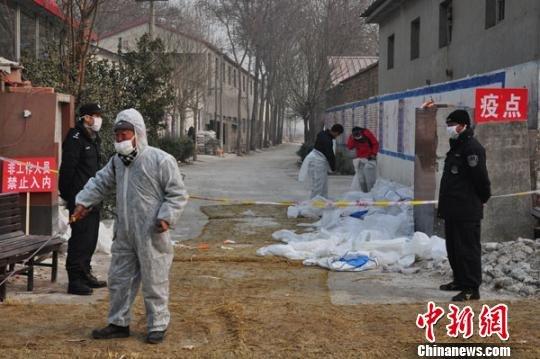 河北保定禽流感疫情隔离11人 未发现人员感染
