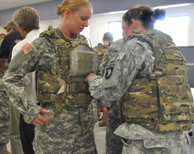 美媒公布美军女兵调查:4成认为军营性侵很常见