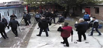 河北燕郊一待拆迁村庄两天现3起伤人案 8人被砍