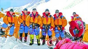 西藏探险公司组织攀登珠峰 最多24人每人35万