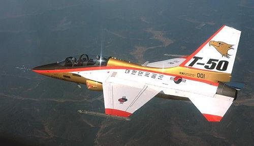 美方阻挠金鹰机赴华 韩反思没原创技术受制美国
