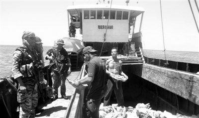菲律宾袭扰致黄岩岛成渔民危险的宝地