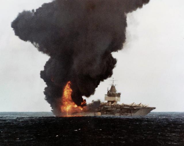 东风21D击中核动力航母后 反应堆是否会爆炸