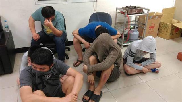土耳其遣返42名台湾诈骗嫌犯 台湾警方全部释放