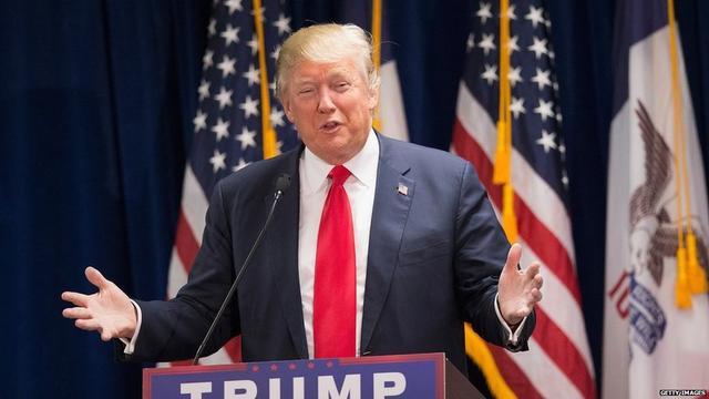 特朗普击败希拉里当选美国总统