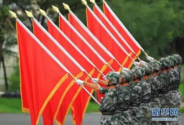 外媒评大阅兵:中国重申大国地位的一刻
