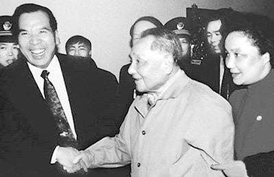党报回顾陪同习近平献花的4位广东老人改革经历