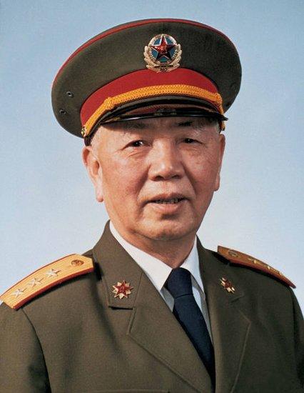 """副主席,被称为中国的""""现代海军之父""""和""""中国航母之父""""-上将常"""