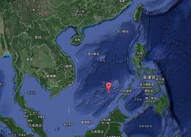 """菲称中国在南海美济礁清淤:工程""""相当可观"""""""