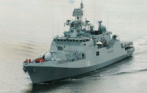 印度 塔尔瓦 级护卫舰