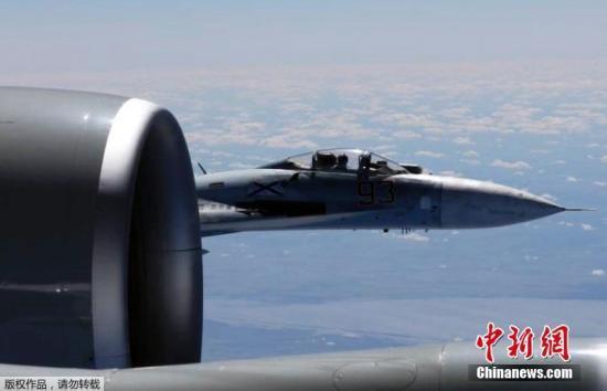 俄军方:俄战机过去一周在边境拦截外国侦察机11次