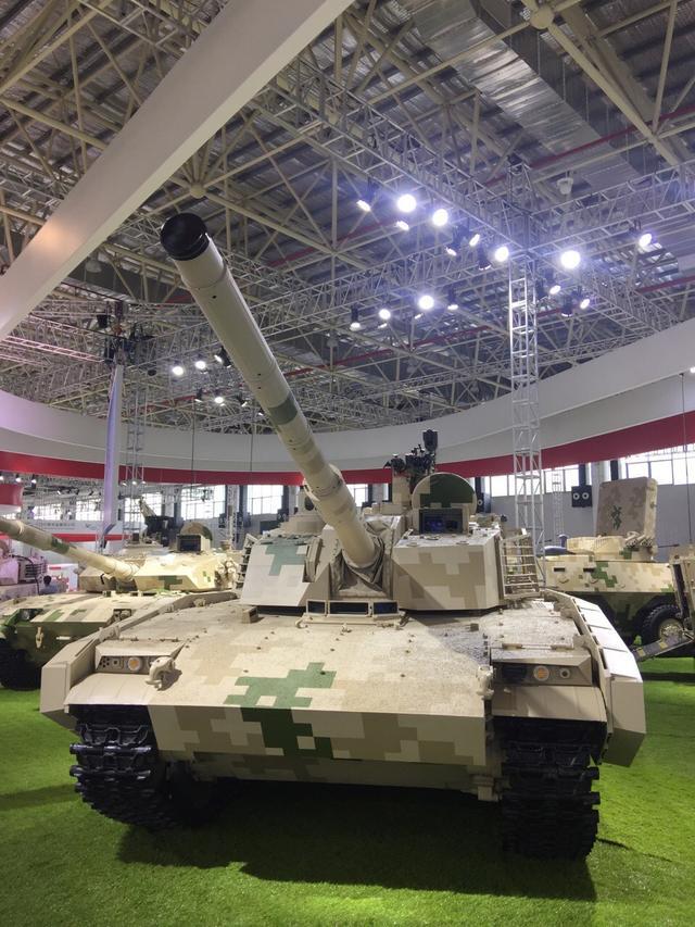 珠海航展11月1日开幕 VT5坦克或成最耀眼陆战明星