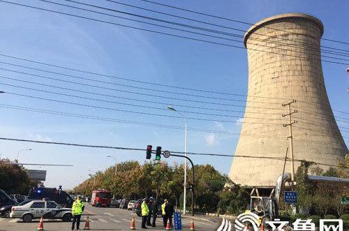 山东淄博一热电厂发生爆炸 已致2死9伤