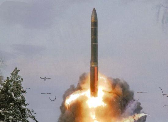 沉重基石:俄战略核力量现状