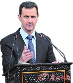 墨菲:叙政权正内部瓦解 局势走向伊拉克战争