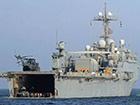 美军在波斯湾有个浮动基地