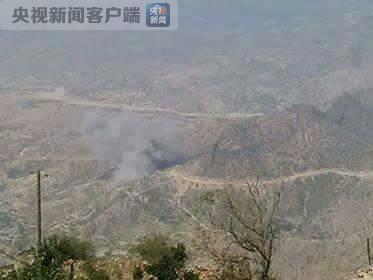 沙特联军空袭也门哈杰省 至少五十人伤亡