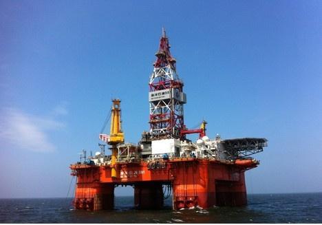 中国981石油钻井平台将挺进南海 国之重器