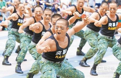 台湾7月将举行抗战纪念阅兵规划老兵梯队