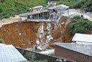 福建现30米深坑埋6人