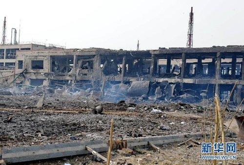 河北赵县化工厂发生爆炸已致13人死亡43人受伤