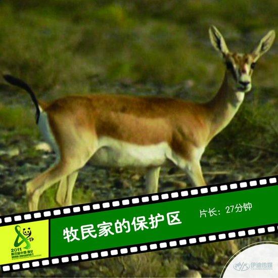 2011雅安电影节国内参展影片《牧民家的保护区》