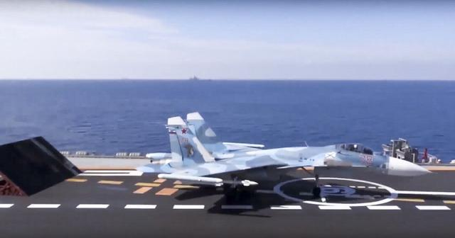 俄战机坠毁变乱频发 美媒奚落:缘故原由确是航母太老了