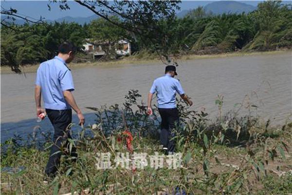 温州2居民台风天打开窨井盖排水 11岁女孩被卷走