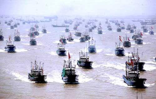 中国渔协回应菲律宾提南海仲裁:不理睬裁决结果