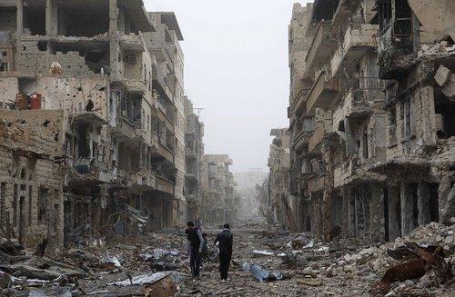 叙利亚动荡近28个月 通货膨胀致生活成本猛增