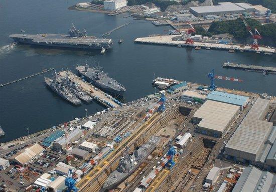 美国海军逾1/3战舰将转移至西太平洋部署