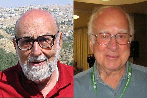 比利时英国两科学家分享2013年诺贝尔物理学奖