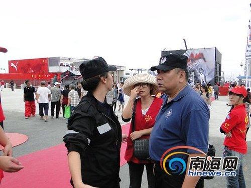 香港志愿者陈柏豪在三亚传授救援技18年_新女扮男装的农村电视剧图片