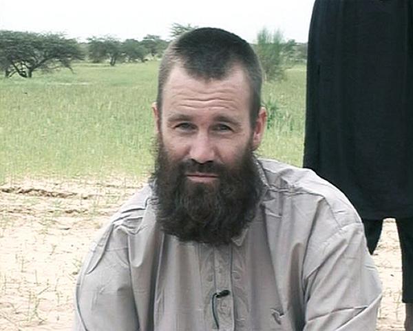 一名瑞典人质在马里被基地组织劫持6年后获释