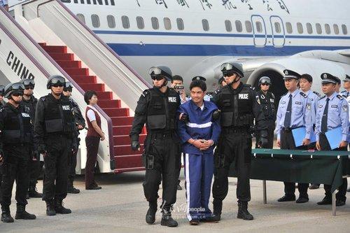 公安部官员介绍抓捕糯康过程 其手下30多人投降