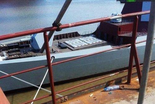美媒:中国拟摧毁美航母 新型战舰做导弹平台