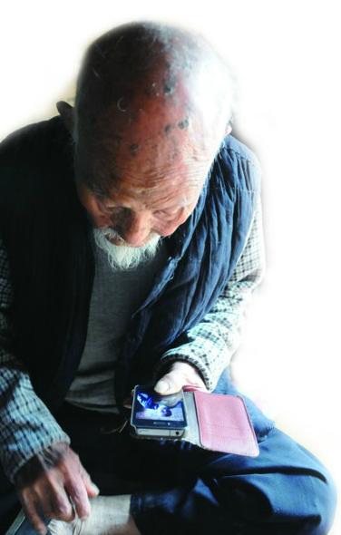 """111岁老人一生喝掉8吨多白酒获誉""""酒仙""""——转载 - 老小孩乐园(百老汇) - 老小孩乐园(百老汇)"""
