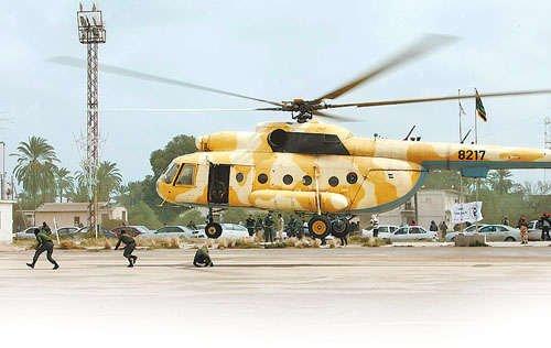 利比亚东部61支民兵武装组成军队 国家再临内战