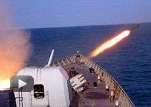 视频:反潜火箭弹性能简介