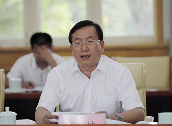 山东省发改委党组书记王忠林任济南市代市长