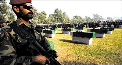 美军称空袭巴基斯坦系误判 两国关系趋近冰点