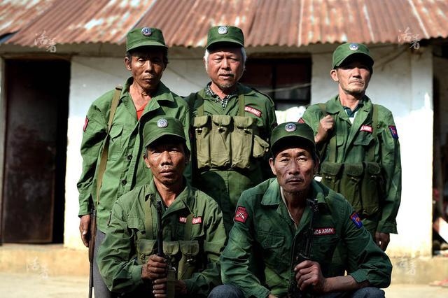 中国战机挂弹部署中缅边境 缅甸3名师长被撤职
