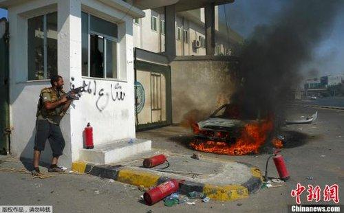 国际观察:利比亚冲突剧情多变 战后重建注定艰难