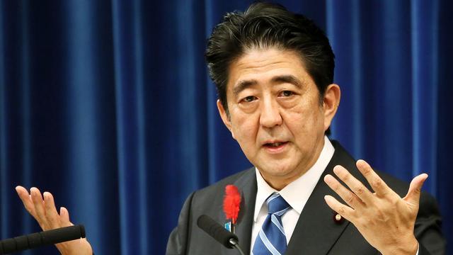 调查显示安倍内阁支持率较5月大跌10.5个百分点